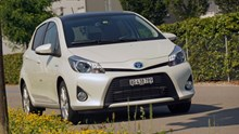TOYOTA YARIS - Toyota Yaris Hybrid