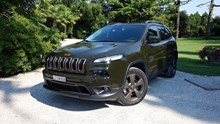 JEEP Grand Cherokee - In the army now