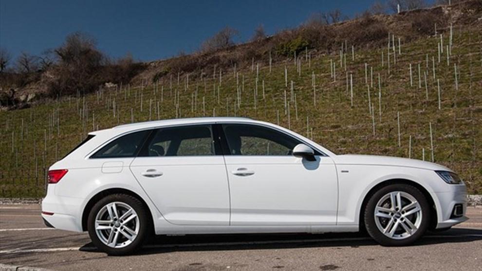 Audi A4 Audi A4 20 Tdi 2016 Im Test