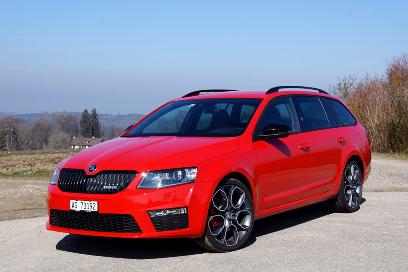 skoda octavia skoda octavia combi rs tdi 4x4 2016 im test. Black Bedroom Furniture Sets. Home Design Ideas