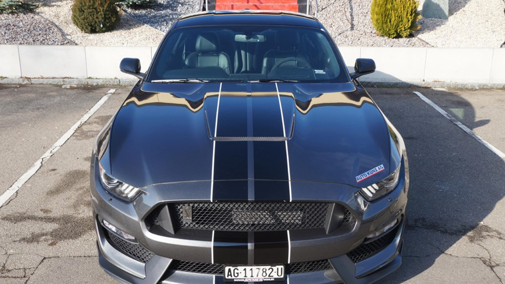 ford usa mustang ford mustang shelby gt350 im test 2016. Black Bedroom Furniture Sets. Home Design Ideas