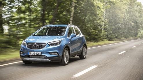 OPEL MOKKA - Opel Mokka X: la voiture polyvalente avec des eXtras