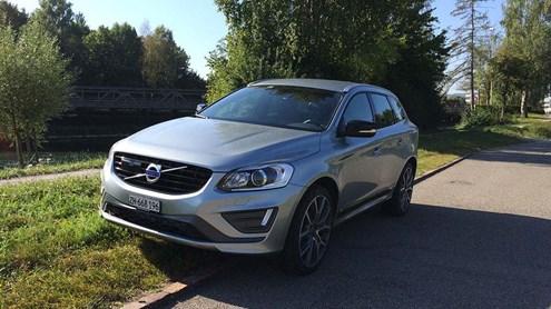 VOLVO XC60 - Der Turbo-Schwede