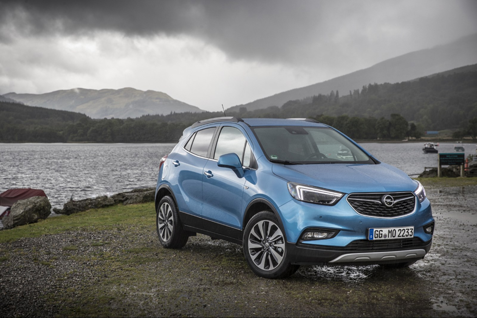 opel mokka opel mokka x im test 2016. Black Bedroom Furniture Sets. Home Design Ideas