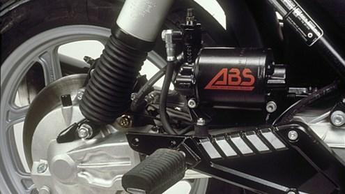 Motorrad-Tipps - ABS bei Motorrädern