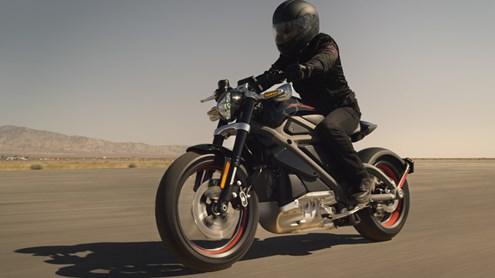 News – Harley-Davidson LiveWire