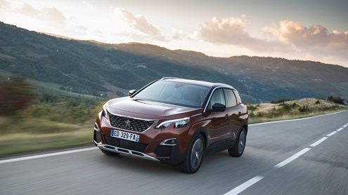 PEUGEOT 3008 - Peugeot 3008 – Hightech mit Stil