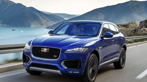 JAGUAR F-PACE - Jaguar s'aventure en terre inconnue