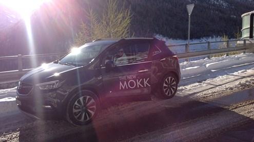 OPEL MOKKA - le hyper manœuvrable