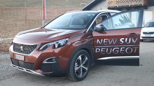 PEUGEOT 3008 - TestDriver Experience