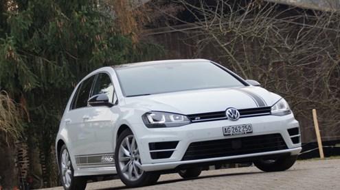 VW GOLF - Mehr Golf geht nicht