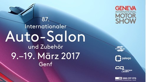 87. Geneva International Motor Show