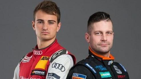 Fredy Barth und Nico Müller: Von der Kartbahn auf die Rennbahn