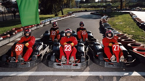 Young Driver Challenge: Horaires karting