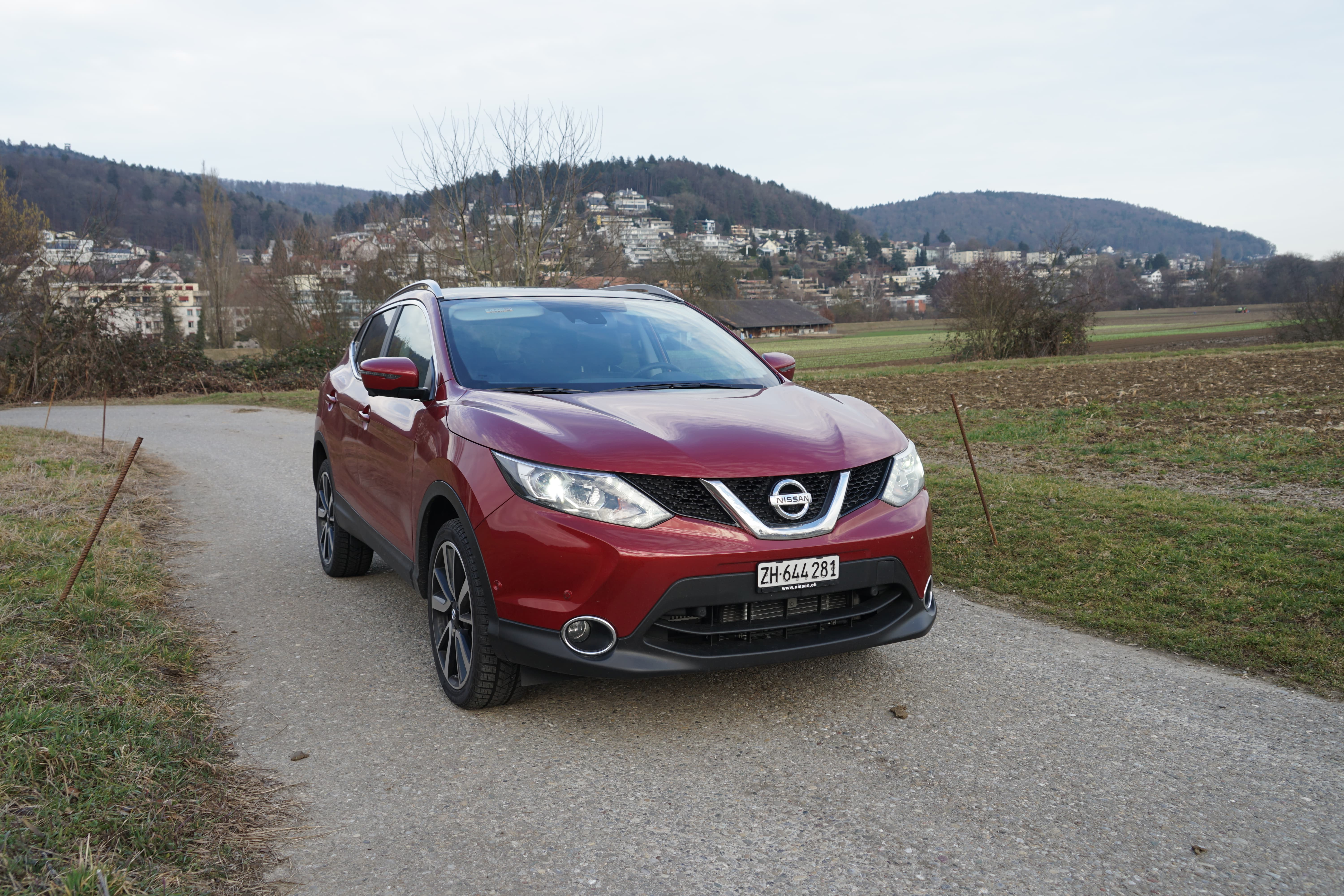 nissan qashqai nissan qashqai 2016 im test. Black Bedroom Furniture Sets. Home Design Ideas