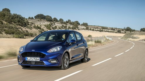 FORD FIESTA - Fords Partykracher