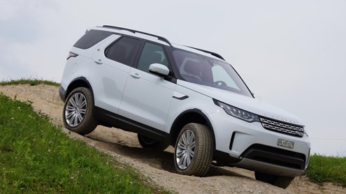 LAND ROVER DISCOVERY - Le baroudeur chic