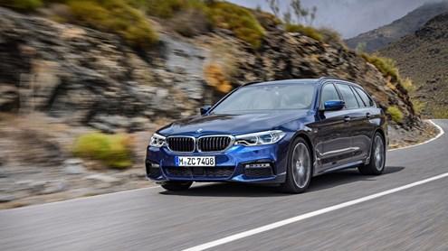 BMW 5 SERIES - La liberté selon les Bavarois