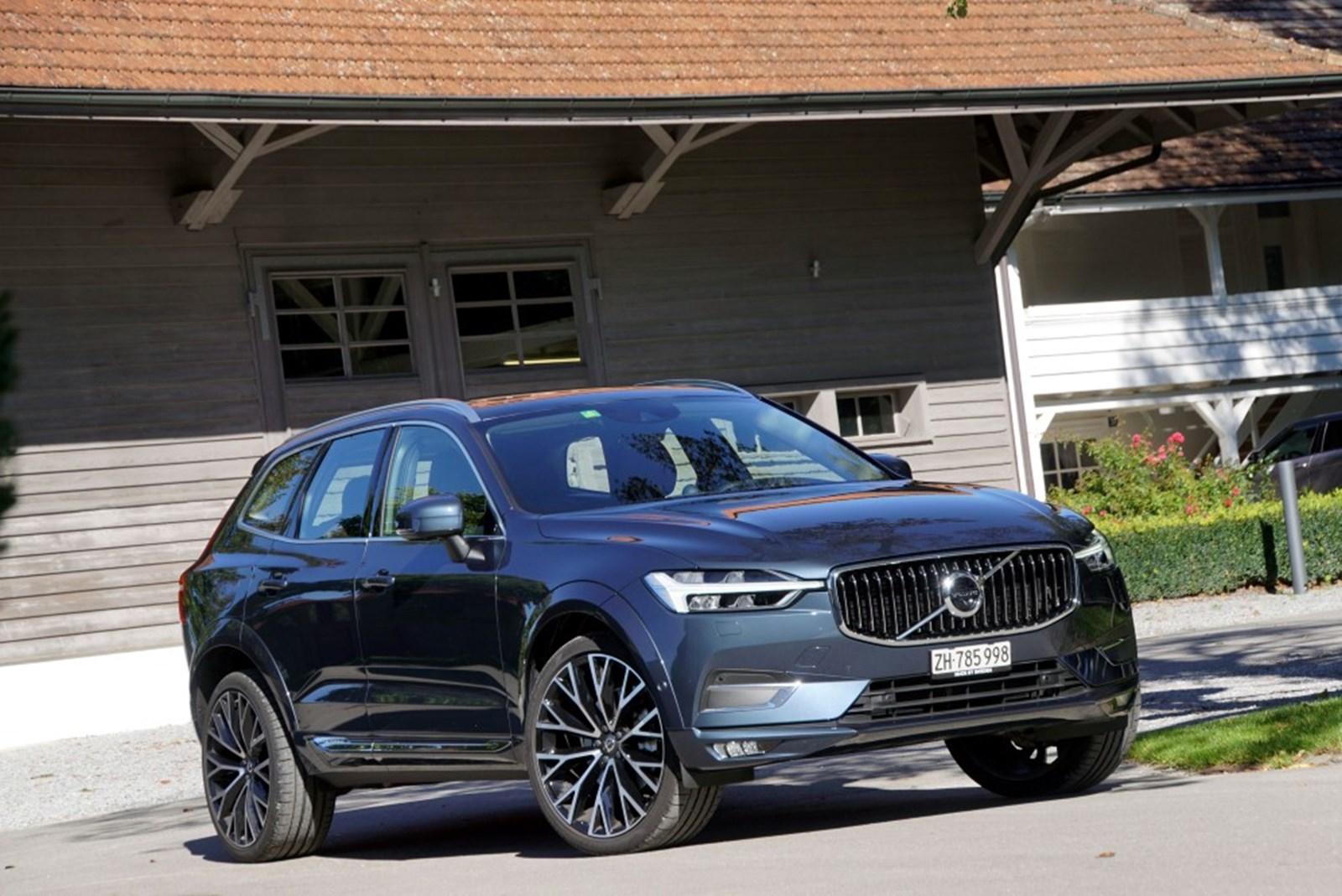 Volvo Xc60 Im Test Schwede Im Premium Himmel