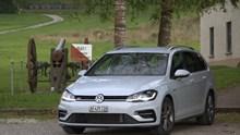VW GOLF - Ein Golf mit Rucksack