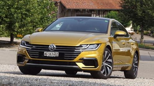 VW ARTEON - Passat deluxe