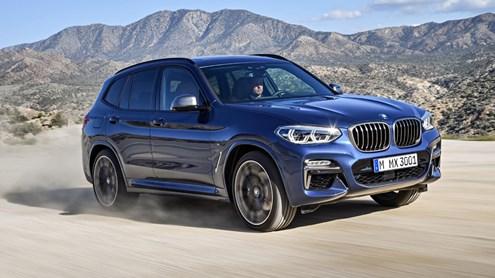 BMW X3 - Dynamischer und elektrisierend