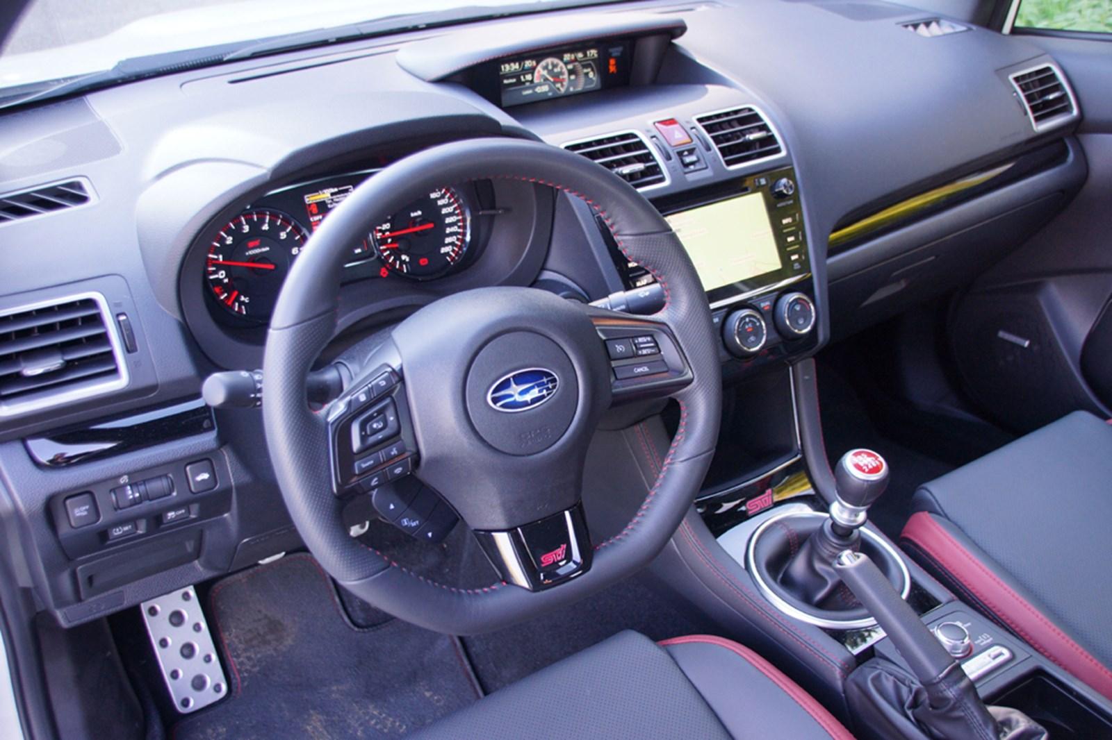 Subaru Wrx Testbericht Auf Den Spuren Der Rallye Weltmeister