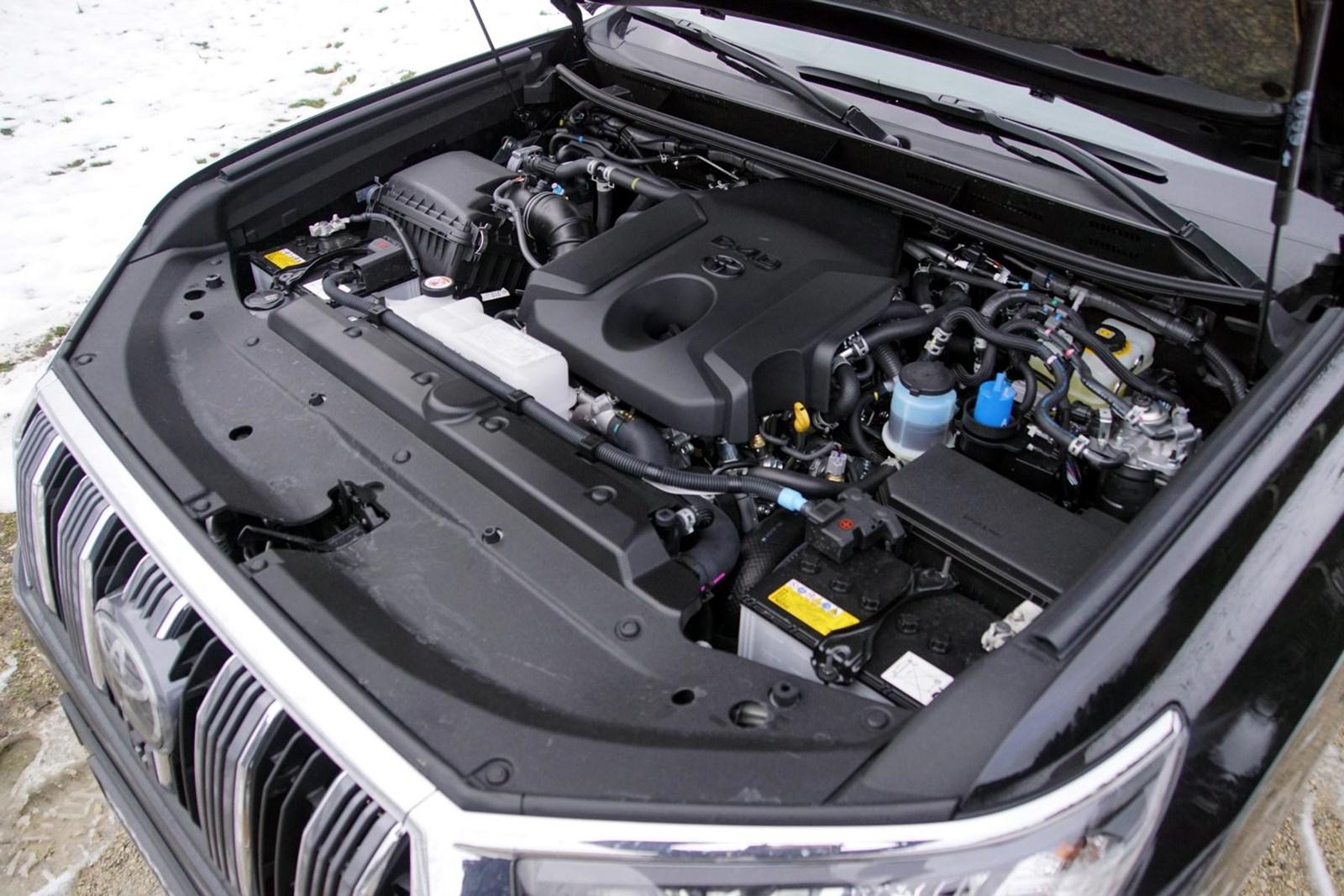 Toyota Land Cruiser Testbericht Gepflegter Abenteurer 2018 20