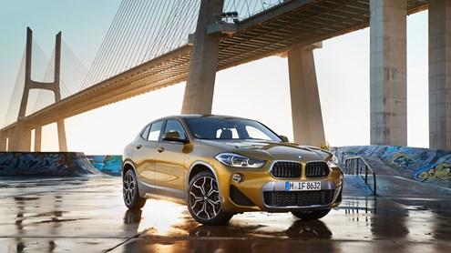 BMW X2 - Das coole X