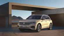 VW TOUAREG - Luxus-SUV für Stadt und Land