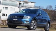 VW TIGUAN - Mehr Platz ist angesagt