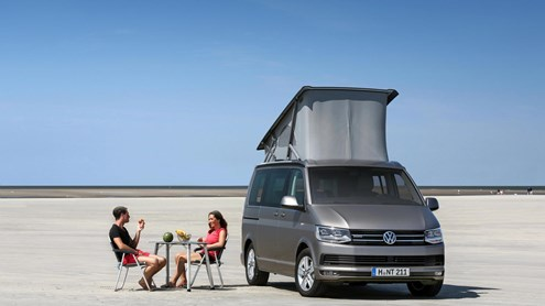 VW T6 - Hotel California