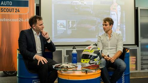Intervista al pilota di DTM Nico Müller
