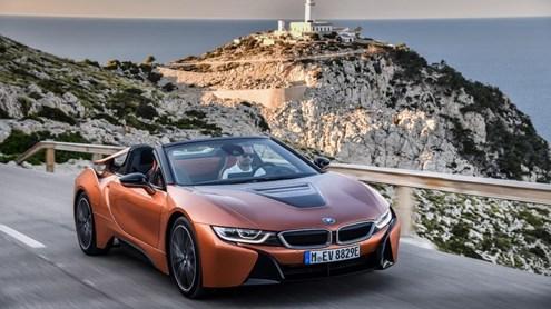 BMW i8 - Fünfer und Weggli