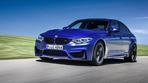 BMW M3 - Familiare sportiva in edizione limitata