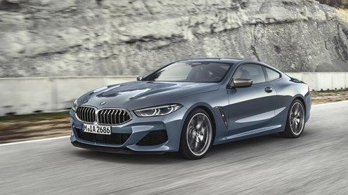 BMW 8 SERIES - Mia san mia!