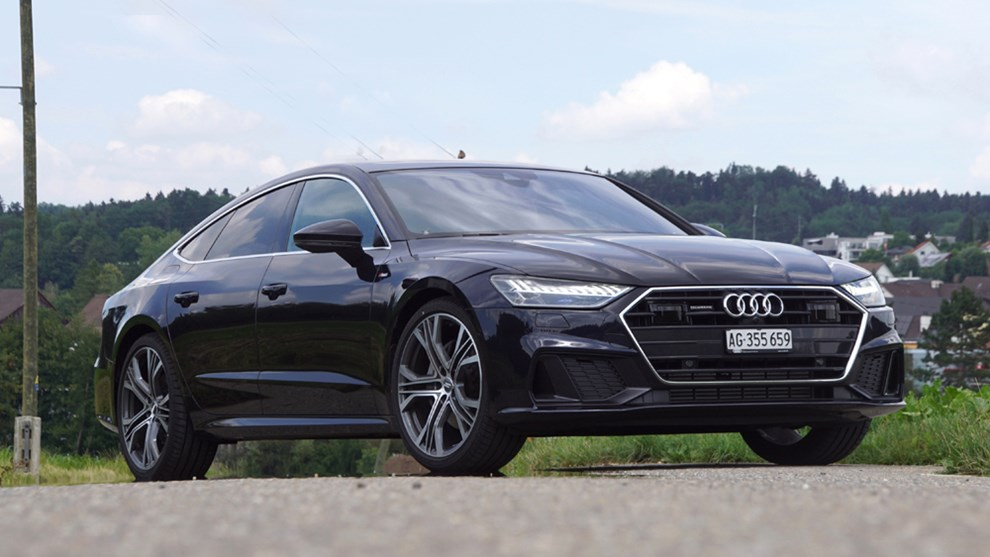 audi a7 testbericht zur ck zu vorsprung durch technik. Black Bedroom Furniture Sets. Home Design Ideas