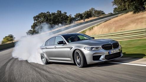 BMW M5 - Mehr M geht kaum!