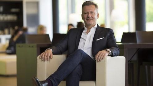 En fonction depuis 100 jours: Gilles Despas, CEO de Scout24