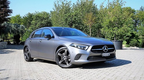 MERCEDES-BENZ A-CLASS - Classe superiore in formato compatto
