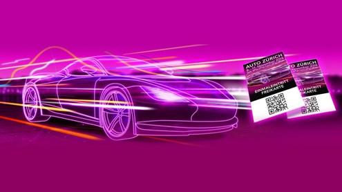 Gagnez des entrées pour Auto Zürich 2018!