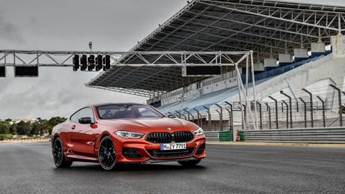 BMW 8 SERIES - Die Zahl für das Aussergewöhnliche