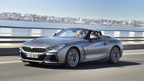 BMW Z4 - Frischer Stoff