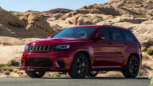 JEEP Grand Cherokee - Donnervogel