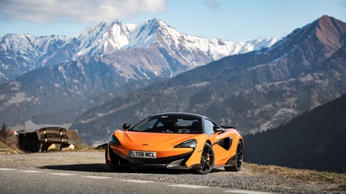 McLAREN 600LT - The God of Hellfire
