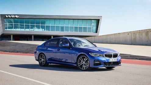 BMW 3 SERIES - Mehr als Mittel-Klasse
