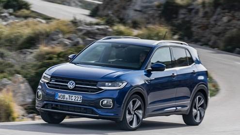 VW T-CROSS - Volltreffer ohne Aufschlag
