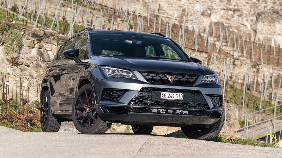 Astonishing Seat Ateca Testbericht Suv Fur Eilige Papis Caraccident5 Cool Chair Designs And Ideas Caraccident5Info