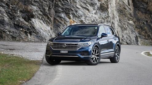 VW TOURAN - Der neue Leitwolf