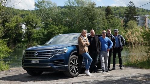VW TOUAREG - Ein SUV für Könige